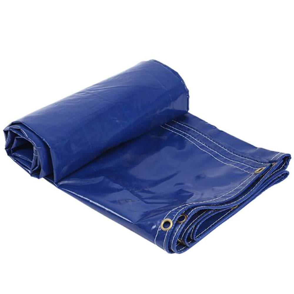 最初の  YANGFEI 防水シート PVCキャンバス、防水布、防水布 YANGFEI/㎡、リノリウム 防水シート、三輪車ラグトラックタポリン160g/㎡ 耐久性に優れています B07KSFPH95 5x12m, 博多 炭寅:7d014183 --- arianechie.dominiotemporario.com