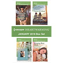 Harlequin Heartwarming January 2018 Box Set: Falling for a Cowboy\His One and Only Bride\Something to Treasure\Bringing Rosie Home