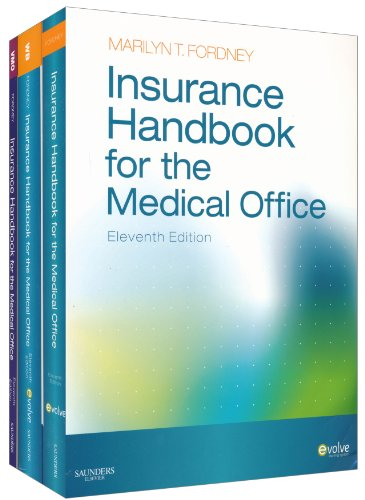 Insurance Handbook for the Medical Office - Text, Workbook, and Virtual Medical Office Package, 11e