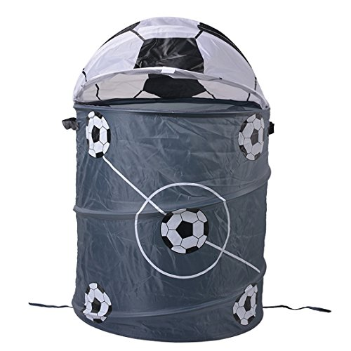 Hoomall Foldable Laundry Storage Football