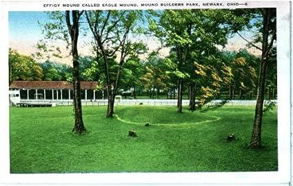 Amazon Com Photo Reprint Effigy Mound Called Eagle Mound