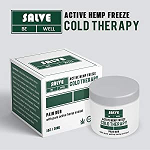 Salve Herbal: FDA approved, Active Hemp Joint &amp...