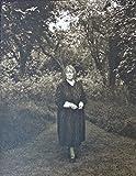 Iris Murdoch - Writer in an English Garden - Rare Poster Portrait - 11.5x15 offers