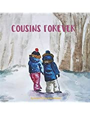 Cousins Forever: A children's book about family, languages, distance, online communication, and creativity