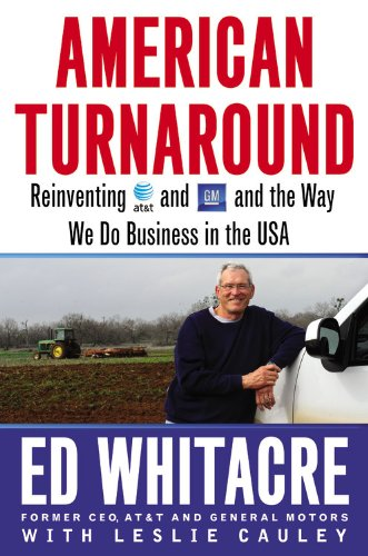 American Turnaround: Reinventing ATandT and GM and the Way We Do Business in the USA, Books Central