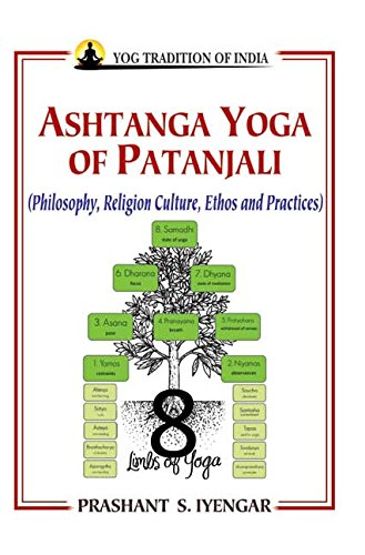 Ashtanga Yoga of Patanjali: Philosophy, Religion Culture ...