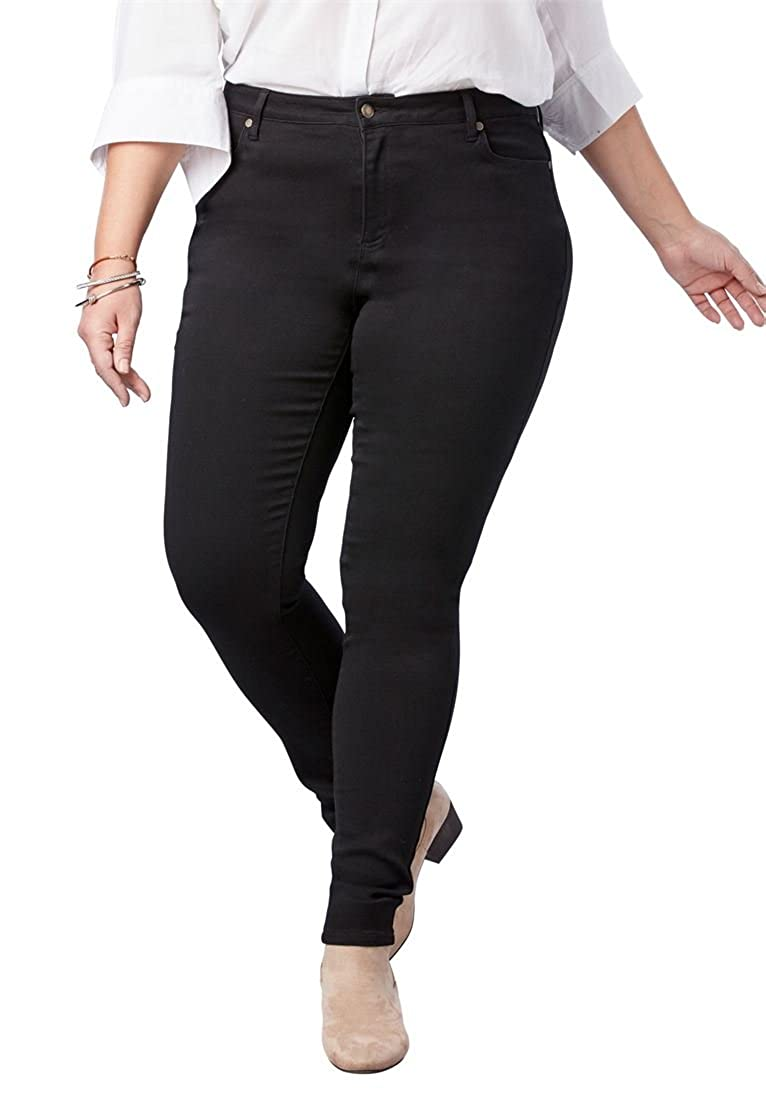 Woman Within Plus Size Tall Perfect Skinny Jean