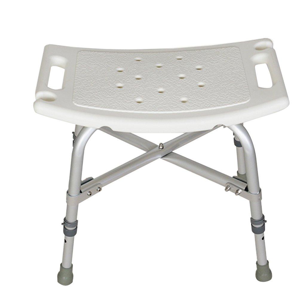 高齢者のバスタブの椅子妊婦のバスタブの椅子アルミニウム合金のシャワーの椅子 B07DFK5JNH