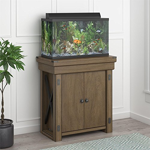 Ameriwood Home Wildwood Aquarium Stand