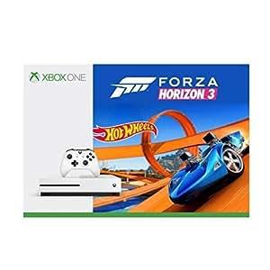 Xbox One S - Consola 500 GB: Forza Horizon 3 + Hot Wheels