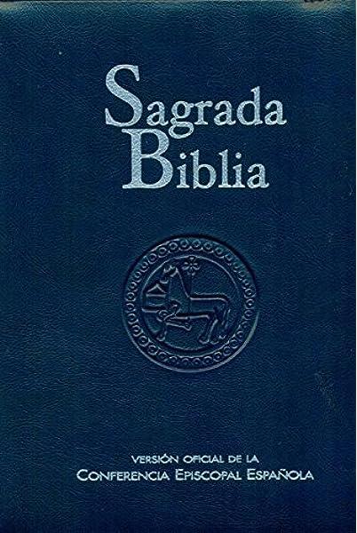 Sagrada Biblia Cee cremallera: Versión oficial de la Conferencia Episcopal Española: 121 EDICIONES BÍBLICAS: Amazon.es: Conferencia Episcopal Española (ed.): Libros