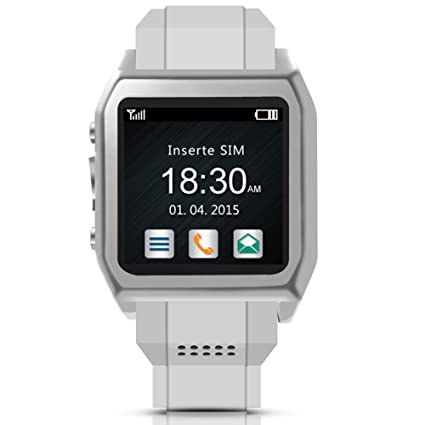 Amazon.com: scinex® sw30 16 GB Reloj Inteligente Bluetooth ...