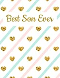 Best Son Evers - Best Son Ever: Blank Sketchbook, 8.5 x 11 Review