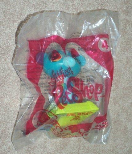 McDonalds - Littlest Pet Shop #4 - SUNIL NEVLA - 2012