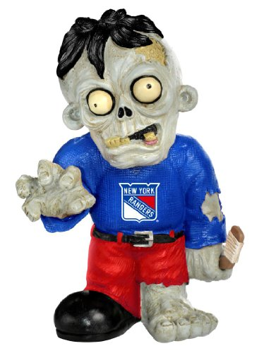NHL New York Rangers Pro Team Zombie Figurine Review