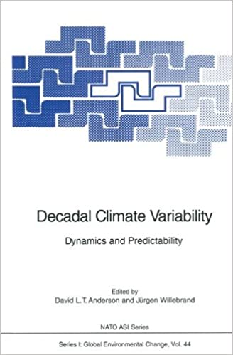 Book Decadal Climate Variability: Dynamics and Predictability (Nato ASI Subseries I:)