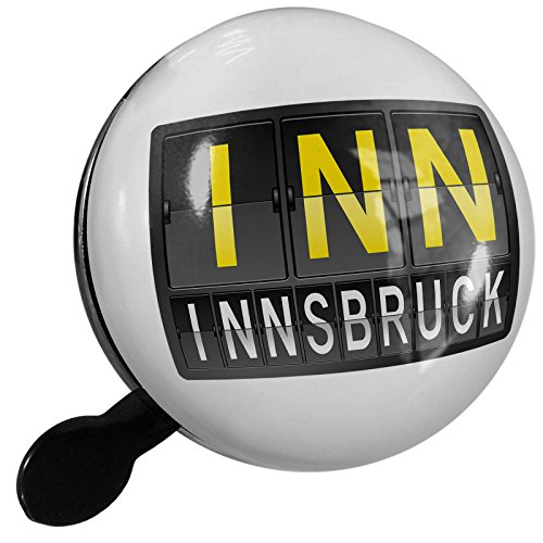 Small Bike Bell INN Airport Code for Innsbruck - (Inn Port)