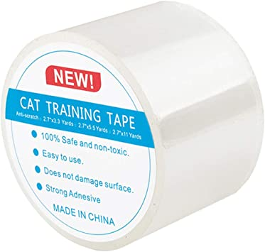 Leren Bank Katten.Yyuezhi Anti Kras Katten Opleiding Tape Krasbescherming Kat Hond