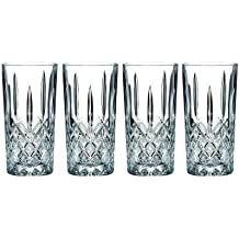 Marquis by Waterford Markham Hiball Collins Glasses, Set of 4