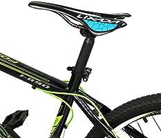 Lixada Full Carbon Fiber Mtb Mountain Bike Bicicleta Sillín Bicicleta Asiento 275. 143.Mm 120.G, Azul: Amazon.es: Deportes y aire libre