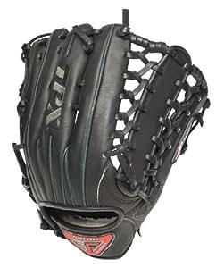 Louisville Slugger 13-Inch TPX Pro Flare Black Ball Glove, Left Hand Throw