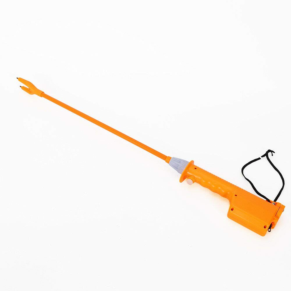 65cm Electric Cattle Shocker Prod Safety Shock Livestock Wand Prodder for Cattle Pig Rechargeable USA Stock