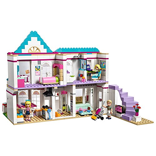 LEGO Friends Stephanie's House 41314 Toy for 6-12-Year-Olds by LEGO (Image #2)