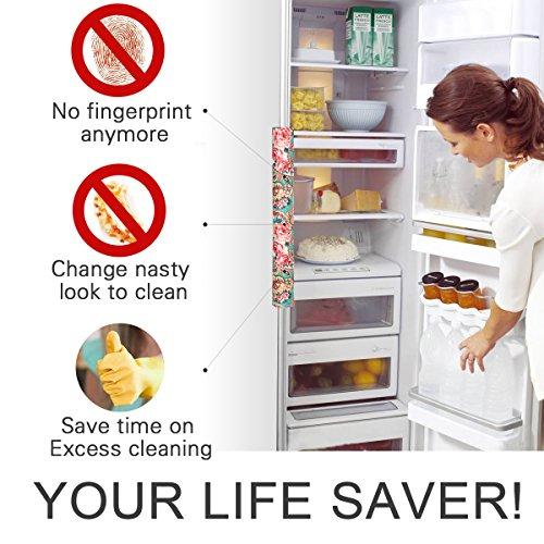 Review OUGAR8 Refrigerator Door Handle