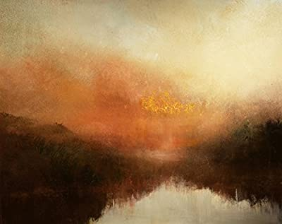 Hudson River Sundown - Original