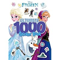 Disney Frozen: Ultimate 1000 Sticker Book