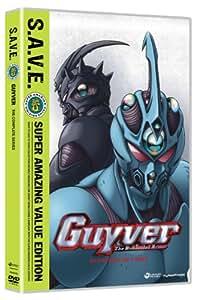 Guyver Complete Series (S.A.V.E.)