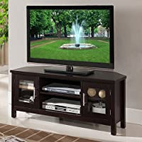 K&B Furniture 47 in. TV Stand -