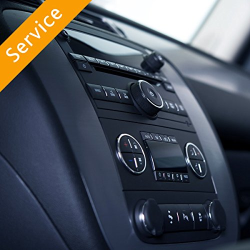 Car Stereo Installation - Single-DIN with GPS - In-Store