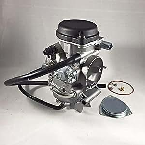 Yamaha rhino 450 mikuni oem carburetor automotive for Oem yamaha rhino parts