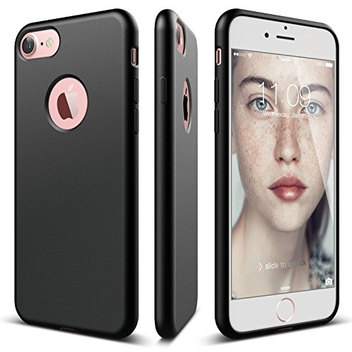 elago iPhone Case Slim Black