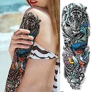 adgkitb 3 Piezas Tatuaje Mujeres Tatuaje Temporal Tatuajes para ...