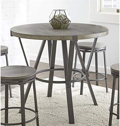 BOWERY HILL 42 Round Counter Height Dining Table