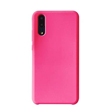 Funda Compatible con Huawei P20 Lite / P20 Pro Carcasa Silicona Suave Gel TPU Case Full protección Anti-Golpes Rasguño y Resistente Teléfono Móvil ...