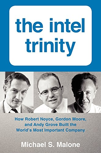 Picture of a The Intel Trinity How Robert 8601406339842,9780062226761