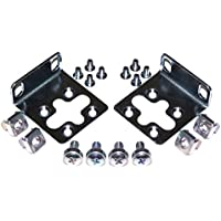magnaroute HP-4S Rack Mount Kit for select 17.3 wide HP (ProCurve) Products (substitute for parts 5069-6535, 5064-2085)
