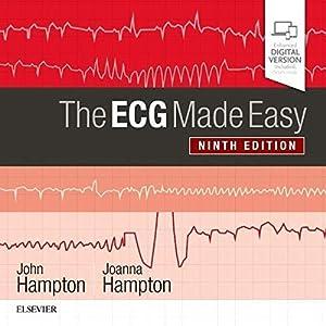 The ECG Made Easy, 9e Paperback – 2 April 2019