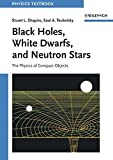 Black Holes, White Dwarfs and Neutron Stars: The Physics of Compact Objects