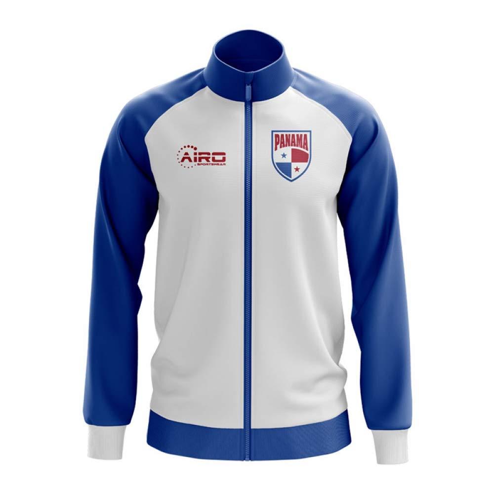 Airo Sportswear Panama Concept Football Track Jacket (Weiß)