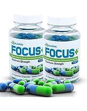 Brain Focus Memory and Brain Supplement Pills 30 Capsules