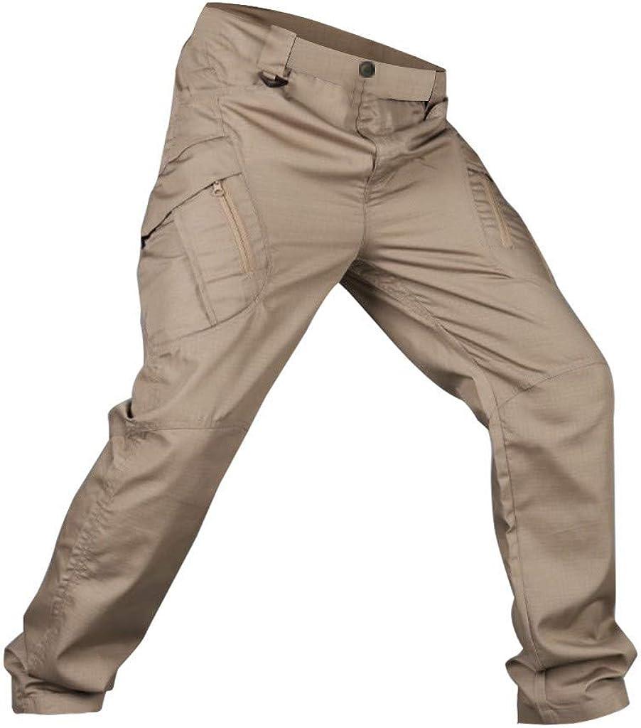 aihihe Men Waterproof Pants Outdoor Hiking Mountain Pants Snow Ski Softshell Snowboard Work Pants Trousers