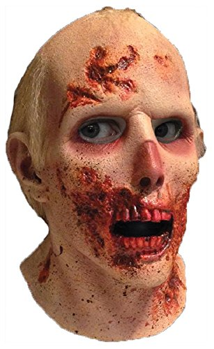 [Trick or Treat Studios Men's Walking Dead-Rv Screw Driver Walker Mask, Multi, One Size] (Spirit Walker Costume)