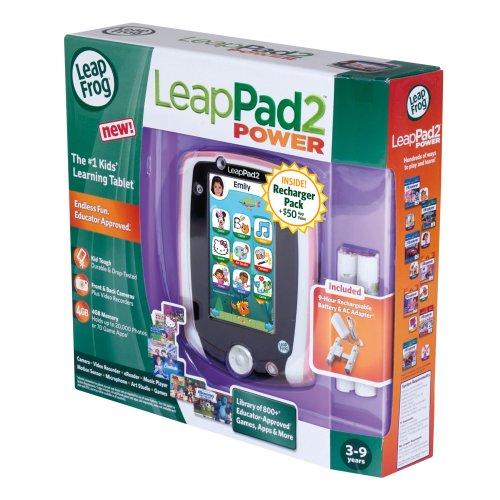LeapFrog LeapPad2 Power Learning Tablet, Pink by LeapFrog (Image #7)