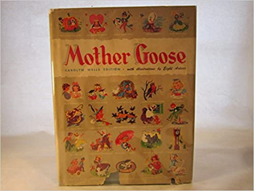 Mother goose carolyn wells edition