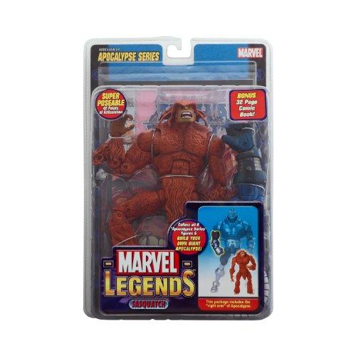 Marvel Legends Apocalypse Series 6-inch Sasquatch