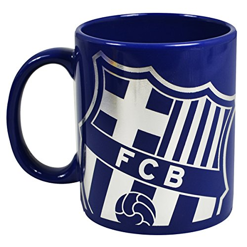 Official Football Merchandise Football Team Official React 11 Oz Colour Mug by F.C. Barcelona